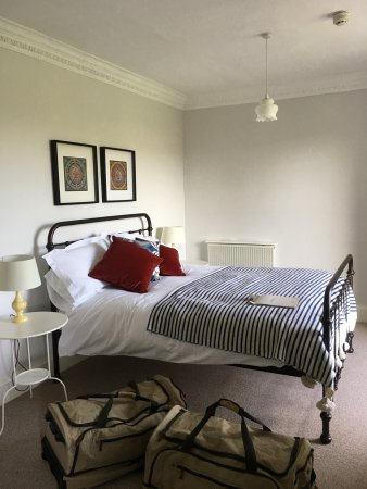 Newbiggin-on-Lune, UK: The Master Suite