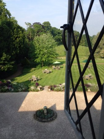 Upper Slaughter, UK: From room 211