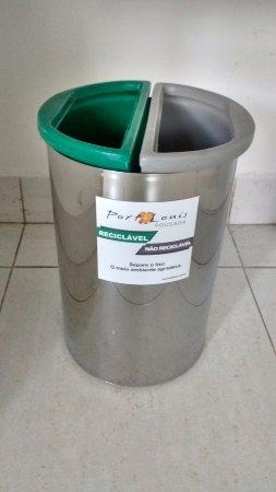 Pousada Port Louis: Preocupação ambiental da pousada
