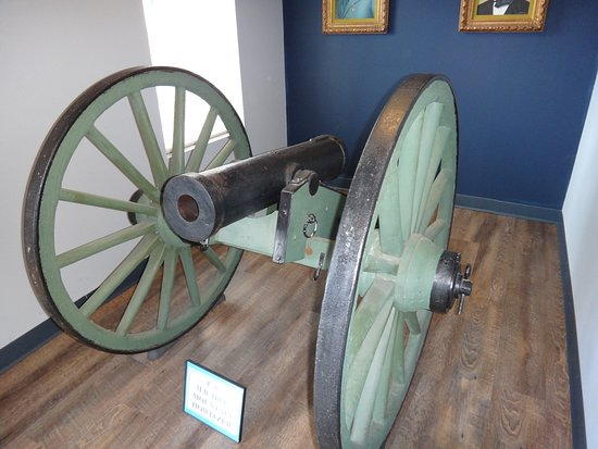 Bardstown, KY: Mountain howitzer