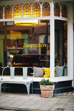 Photo of Italian Restaurant Zaagmolen at Tweede Jan Steenstraat 3, Amsterdam 1073 VK, Netherlands