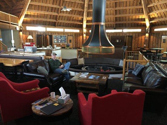 Alta, WY: Lounge Area