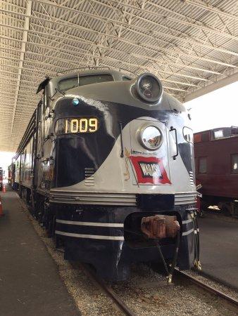Roanoke, VA: Early diesel