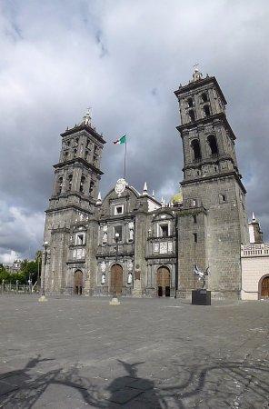 Catedral Basilica de Puebla