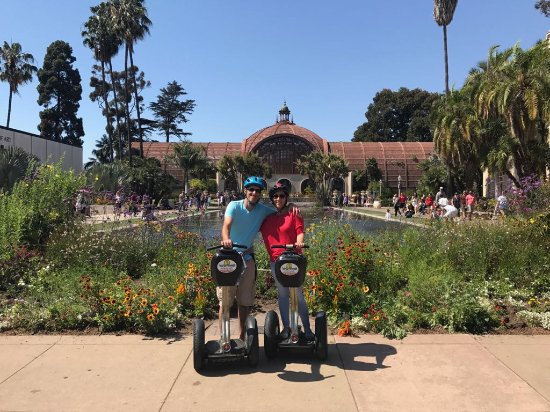 We Love Tourists: June,24 2017 Balboa Park