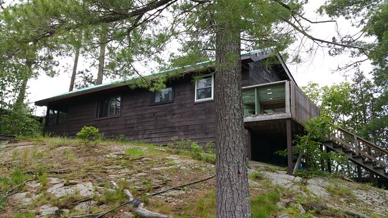 Temagami, Kanada: Loon Lodge - Cottage