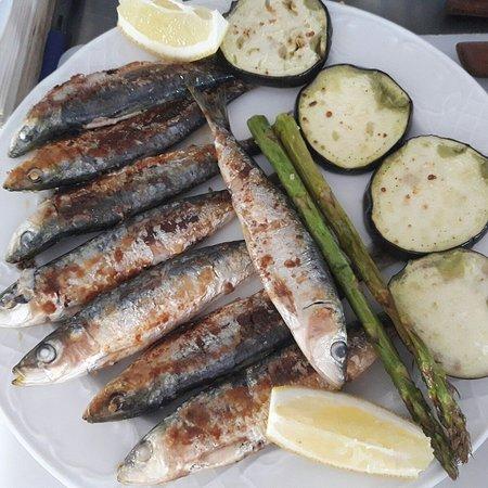 Cartajima, Spain: Restaurante El Mirador del Genal