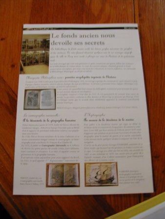 Gray, France: les fonds anciens