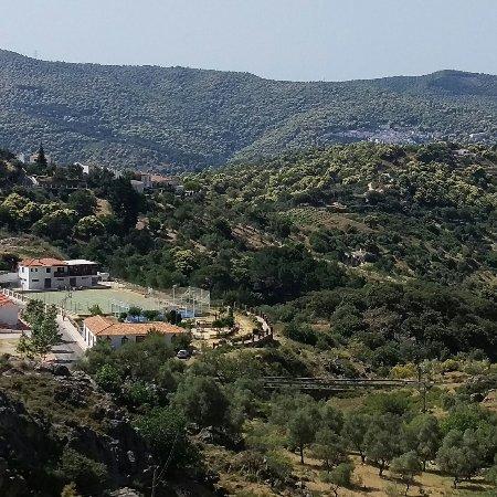 Cartajima, สเปน: Restaurante El Mirador del Genal
