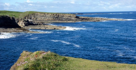 Mullaghmore, Ireland: Sea View from near Classiebawn Castle
