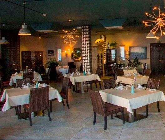 Salobrena, Spanyol: Restaurant