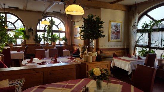 Schongau, Germany: Innenraum Gaststätte