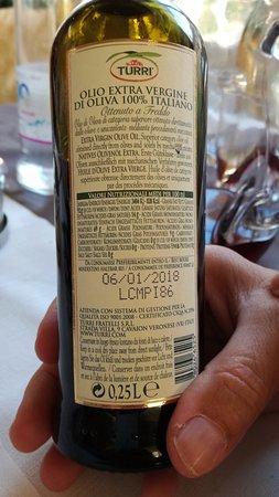 Bellavista: Olio Garda DOP