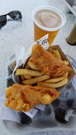 Foto de Yorkshire County Fish Shop