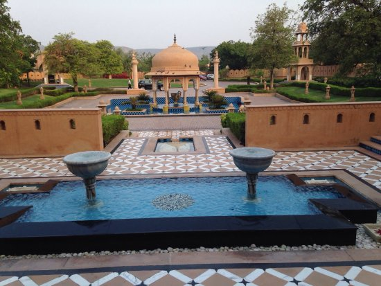 The Oberoi Rajvilas: photo3.jpg