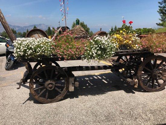 Vason, Italie : Mentre facevo il passo Bondoni mi sono fermato per pranzare ,sono stato benissimo ottimo servizi