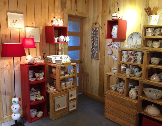 Sainte Anne des Monts, Kanada: La Boutique