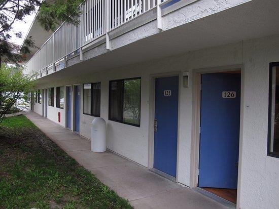 Motel 6 Weed - Mount Shasta Φωτογραφία