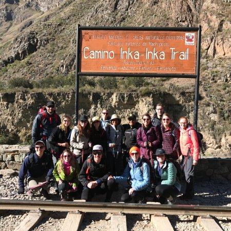 Llama Path: Start of the Trail