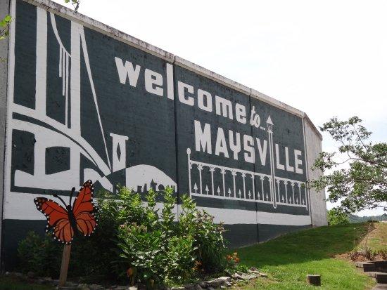 Maysville, KY: Limestone Park