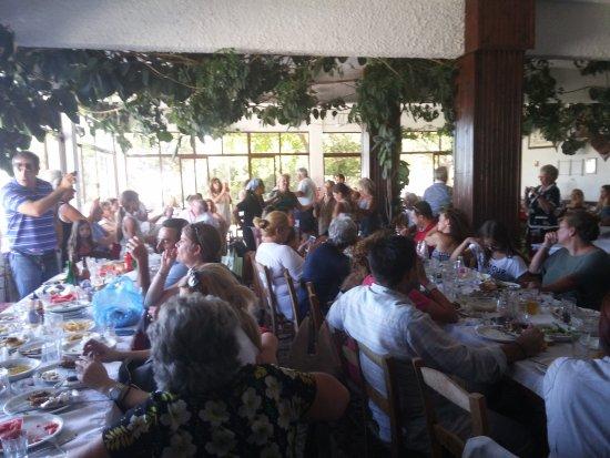 Kerames, Greece: Archontika taverna-rent-rooms