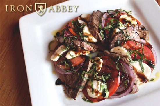 Horsham, PA: Filet Caprese Salad