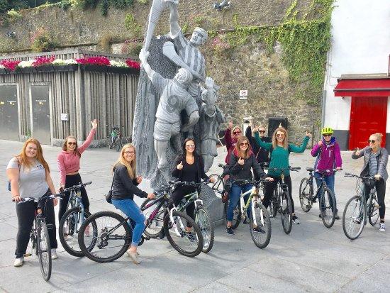 Κίλκεννι, Ιρλανδία: Kilkenny Cycling Tours