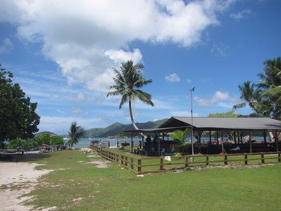 Praslin Island, Seychelles: Île Curieuse