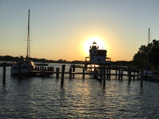 Edenton, Carolina del Nord: Historic lighthouse