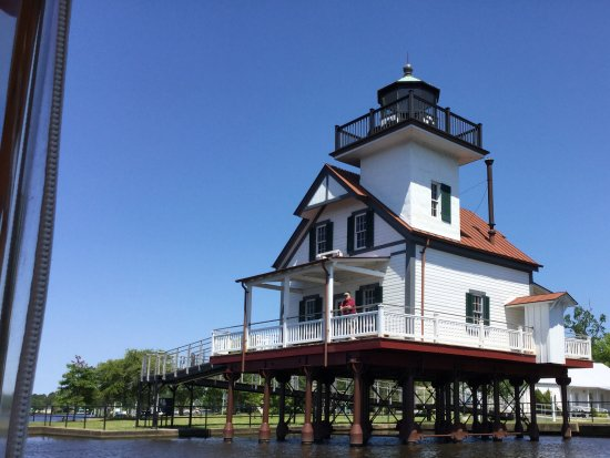 Edenton, Carolina del Norte: From Harbor tour
