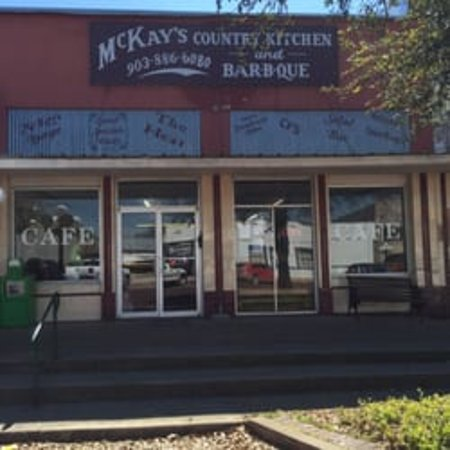 Commerce, TX: McKay's Kitcheon