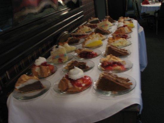 Cherokee, โอคลาโฮมา: Desserts!