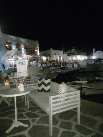 Old Port of Naoussa