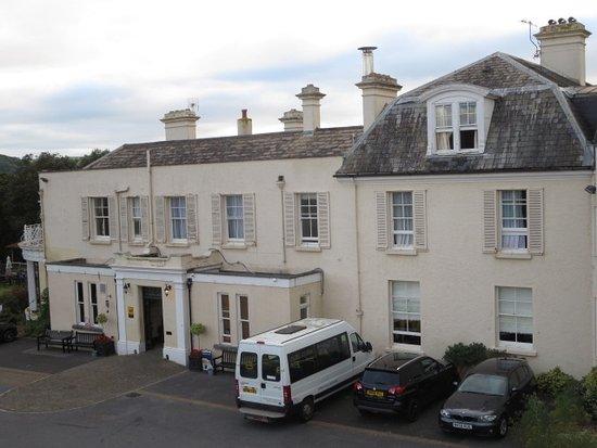 Cliffden Hotel Photo