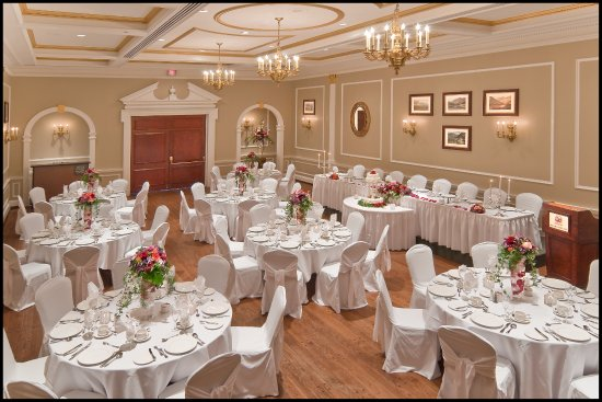 Balmoral Is A Beautiful Place To Hold Your Wedding Reception