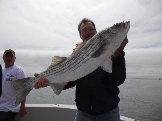 Orient, Nova York:  Fishing Aboard MontyMan II