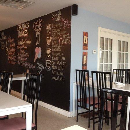 Port Hope, Καναδάς: Coffee's and Specials