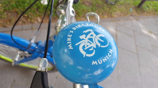 Mike's Bike Tours: dont ring the bells!