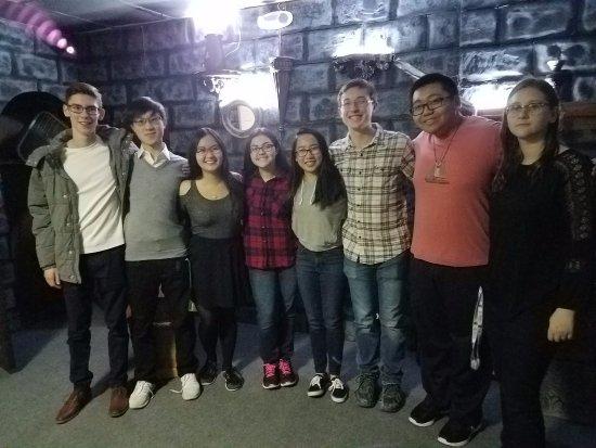 Denton Tx Escape Room