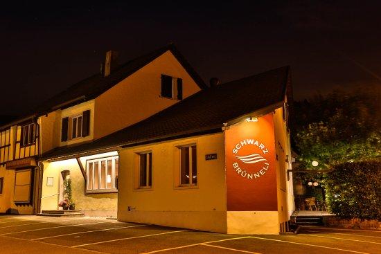Restaurant Schwarzbrünneli: Unser Restaurant - so finden Sie uns bestimmt!