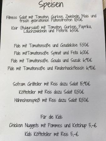 Pirmasens, Alemanha: Very delicious!❤️