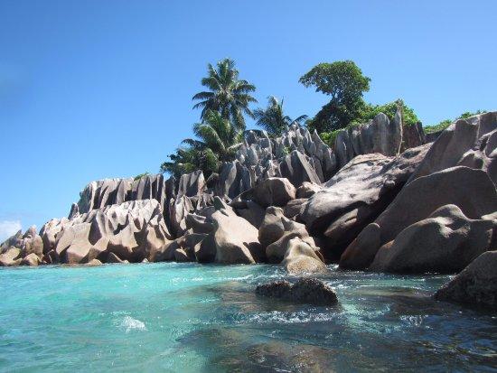 Остров Праслен, Сейшельские острова: Ilot Saint-Pierre