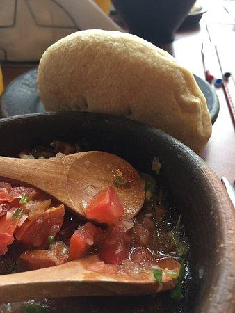 Curacavi, Chile: Delicioso! Rescatando sabores con la mejor materia prima! Lo recomiendo