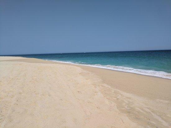 Casa del Mar Golf Resort & Spa: Our beach view