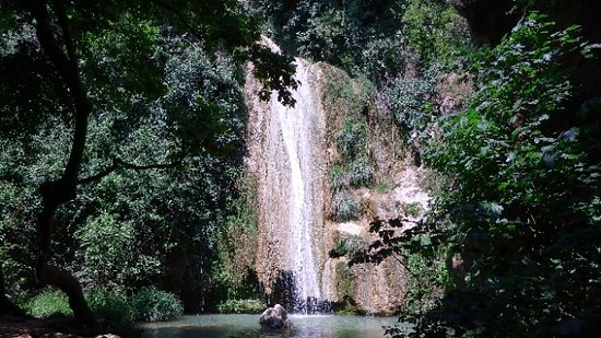 Kalamaris Waterfall