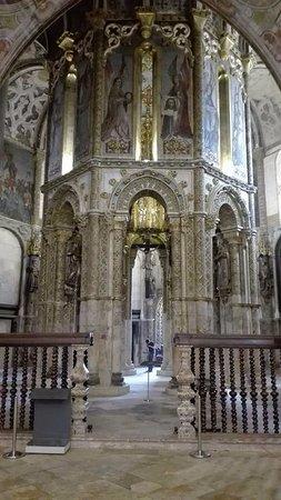 Tomar, Portugal: Sala principal