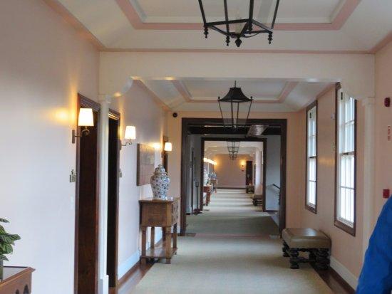 Belmond Hotel das Cataratas: Hotel corridor, 1st floor