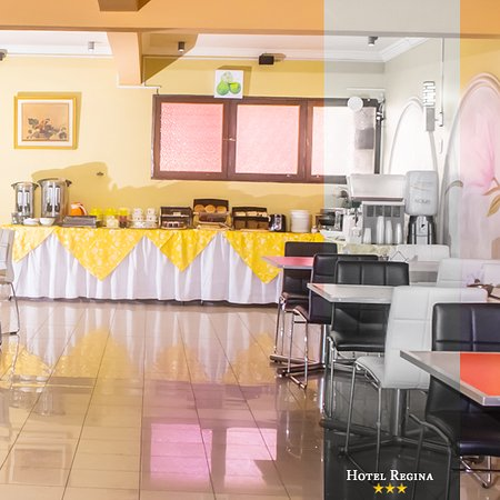 Desayuno Buffet - Comedor - Picture of Hotel Regina, Cochabamba ...