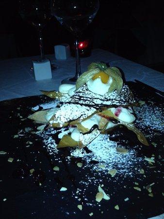 Restaurante Estrellas de San Nicolas : millefoglie