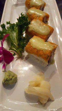 Gulf Breeze, FL: sushi